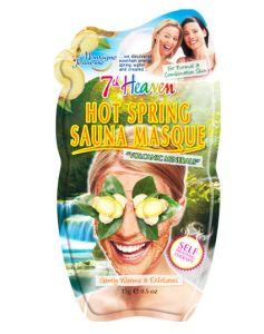Montagne Jeunesse Hot Spring Sauna Masque (U)