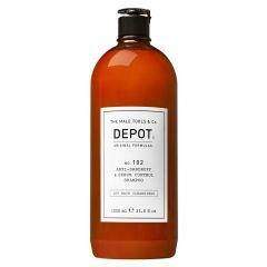 Depot No. 102 Anti-Dandruff & Sebum Control Shampoo 1000 ml