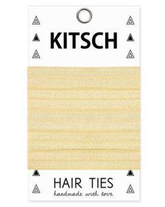 KITSCH - Gold Hair Ties - 5 stk