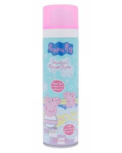 Peppa Wutz Mouldable Foam Soap 250ml