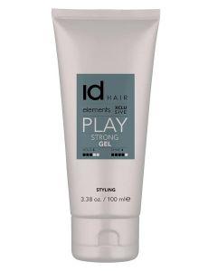 Id Hair Elements Play Strong Gel 100 ml