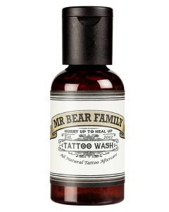 Mr Bear Family Tattoo Wash 50 ml