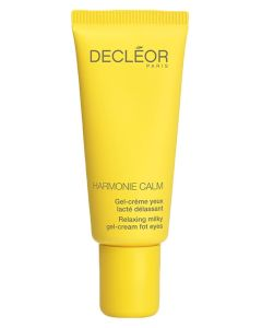Decleor Harmonie Calm Relaxing Milky Gel-Cream for eyes 15 ml