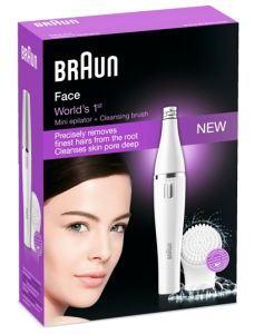 Braun Face, Epilation & Cleansing + 1 extra refill