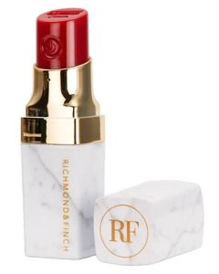 Richmond And Finch Lipstick Powerbank til iPhone og Android - White Marble