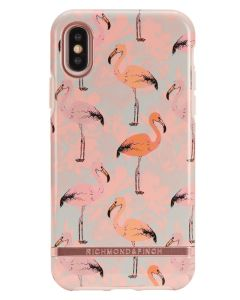 Richmond And Finch Pink Flamingo iPhone X/Xs Cover