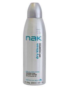 NAK Dry Klean Dry Shampoo 200 ml