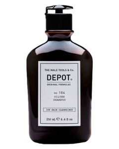 Depot No. 104 Silver Shampoo 250 ml