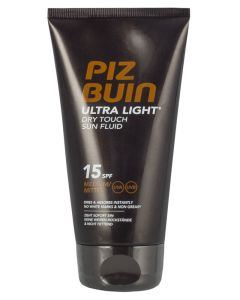 Piz Buin Ultra Light Dry Touch Sun Fluid 15 SPF 150 ml