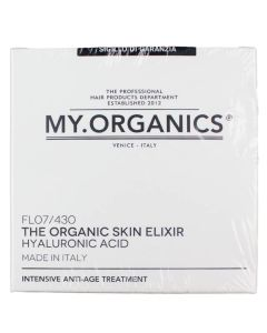 MY.ORGANICS - The Organic Skin Elixir Hyaluronic Acid 6 ml