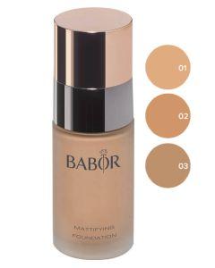 Babor Mattifying Foundation 01 Ivory (N) 30 ml
