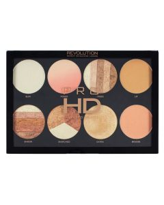 Makeup Revolution Pro HD Palette Brighter Than My Future