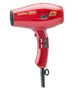 Parlux 3500 Supercompact  - Rød