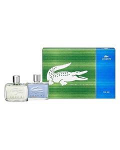 Lacoste Essential + Essential Sport For Him Giftset 75 ml