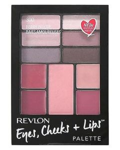 Revlon Eyes, Cheeks + Lips Palette Berry In Love