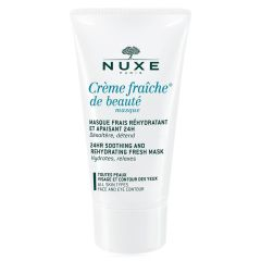 Nuxe Creme Fraiche De Beaute 24Hr Soothing And Rehydrating Fresh Mask 50 ml
