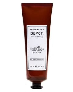 Depot No. 404 Soothing Shaving Soap Cream 125 ml