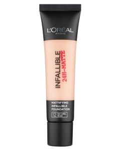 Loreal Infallible 24-Matte - 12 Natural Rose 35 ml