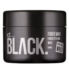 id Hair Black Fiber Wax 100 ml