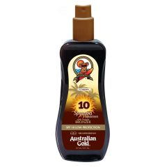 Australian Gold Spray Gel Sunscreen SPF 10 M/Selvbruner 237 ml
