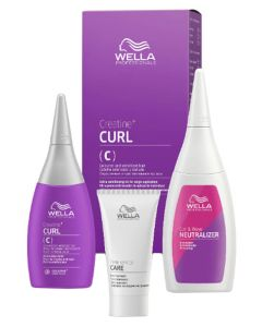 Wella Creatine+ Curl (C) For Coloured And Sensitive Hair (N)