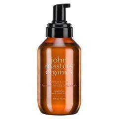 John Masters Orange & Rose Foaming Hand & Body Wash 473 ml