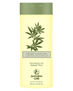 Australian Gold - Hemp Nation Dark Intensifier With HydraRich Blend 250 ml