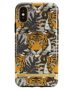 Richmond And Finch Tropical Tiger iPhone X/Xs Cover
