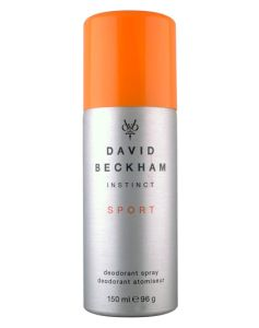 David Beckham Instinct Sport Deodorant Spray (Orange) 150 ml