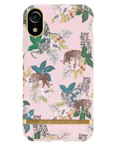 Richmond And Finch Pink Tiger iPhone Xr Cover