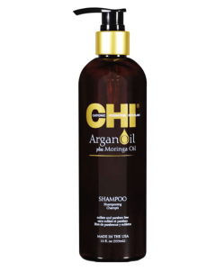 Chi Argan Oil, Moringa Oil Shampoo 355 ml