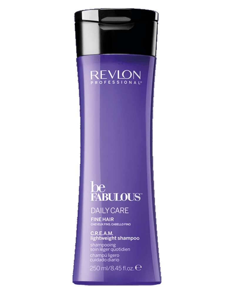 Revlon Be Fabulous Daily Care Fine Hair Shampoo 250 ml