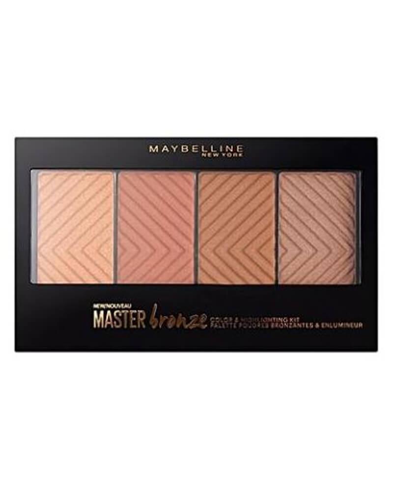 Maybelline Face Studio Bronze Color & Highlighting Kit 14 g