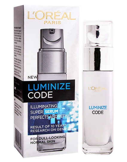Loreal Luminize Code Illuminating Super Serum (U) 30 ml