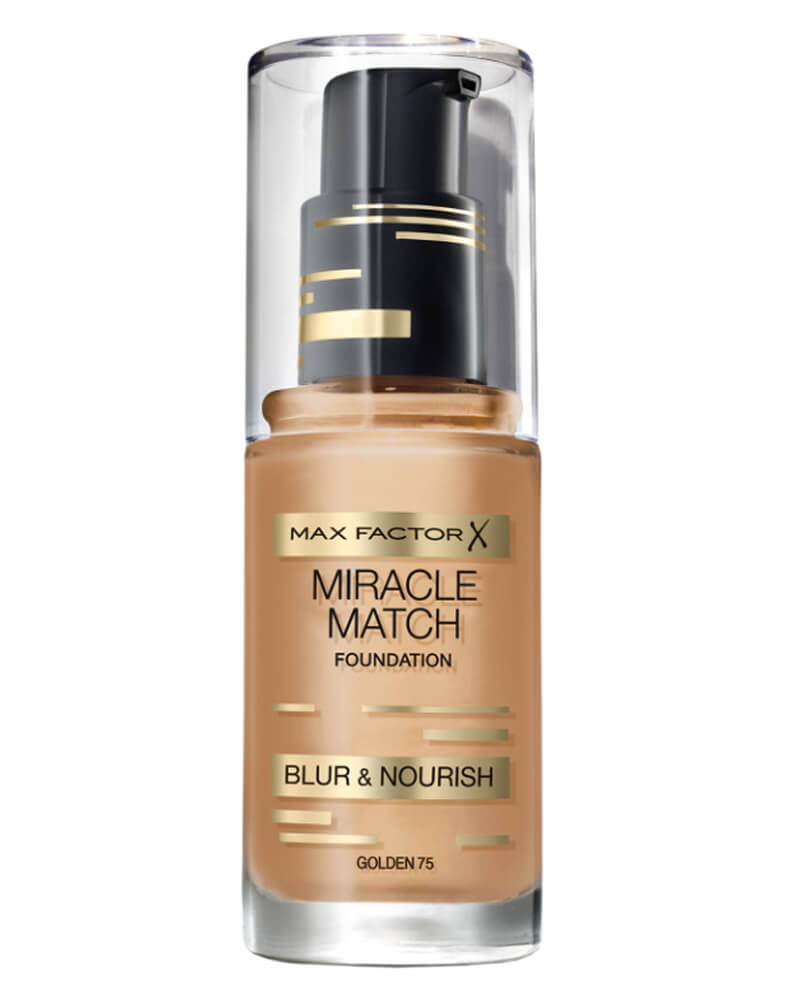 Max Factor Miracle Match Foundation Golden 75 30 ml