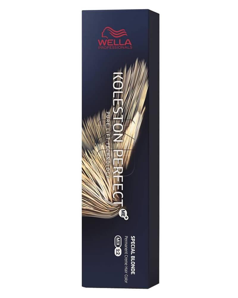 Wella Professionals  Wella Professionals Koleston Perfect Me+ Special Blonds Haarfarbe