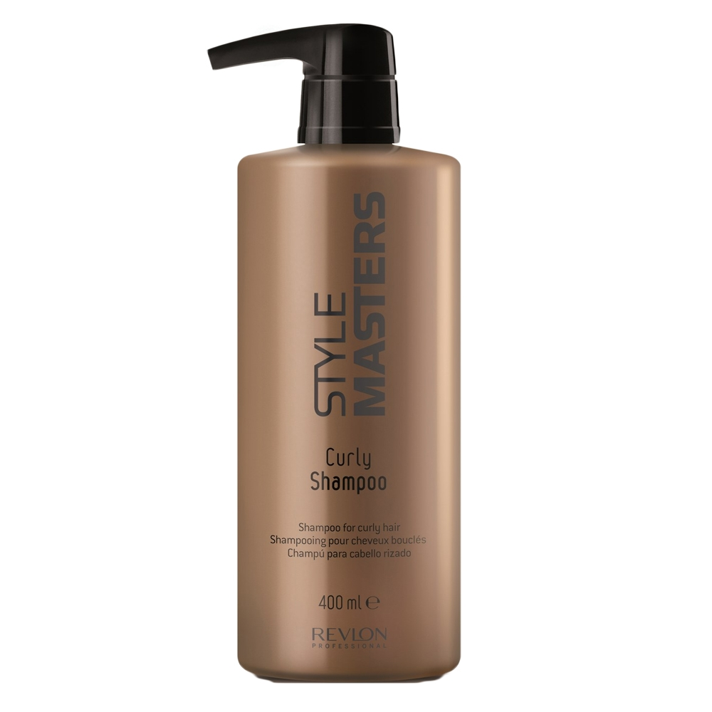 Revlon Style Masters Curly Shampoo (U) 400 ml