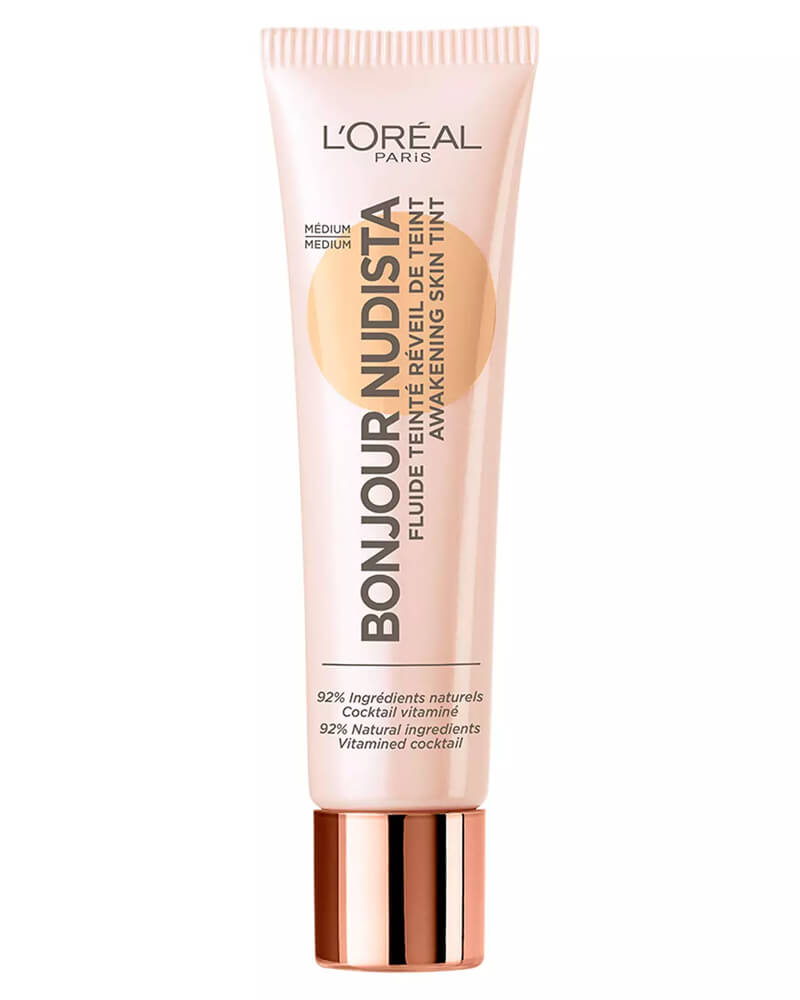 Loreal Bonjour Nudista Awakening BB Cream - Medium 30 ml