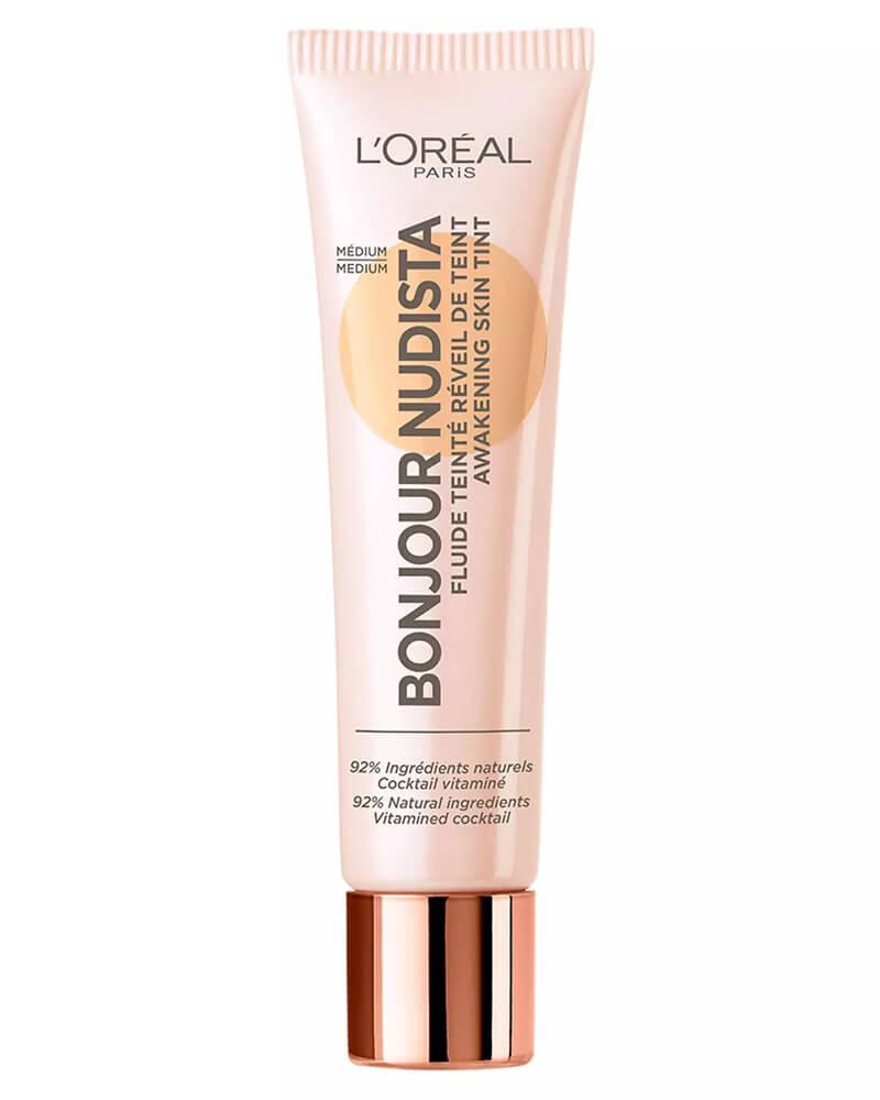 Loreal Bonjour Nudista Awakening BB Cream - Light/Medium 30 ml