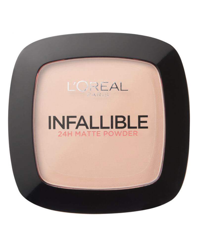 L'Oréal Infallible 24H Matte Powder - Sand Beige 160 9 g