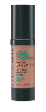 Youngblood Liquid Mineral Foundation - Barbados