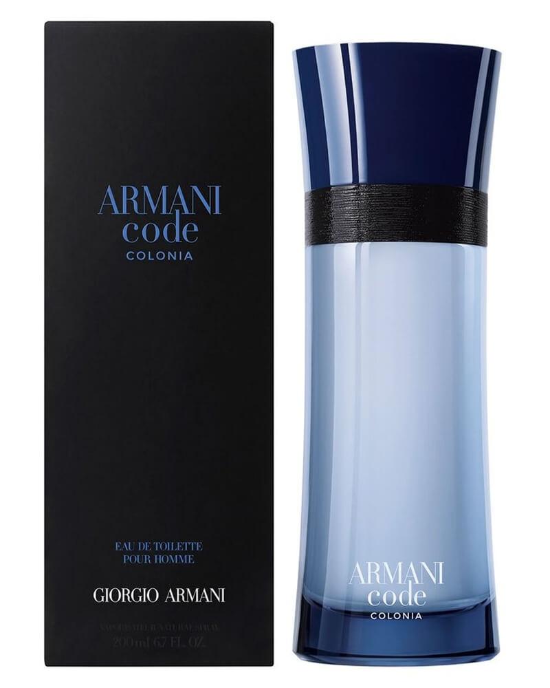 Giorgio Armani Code Colonia EDT 200 ml