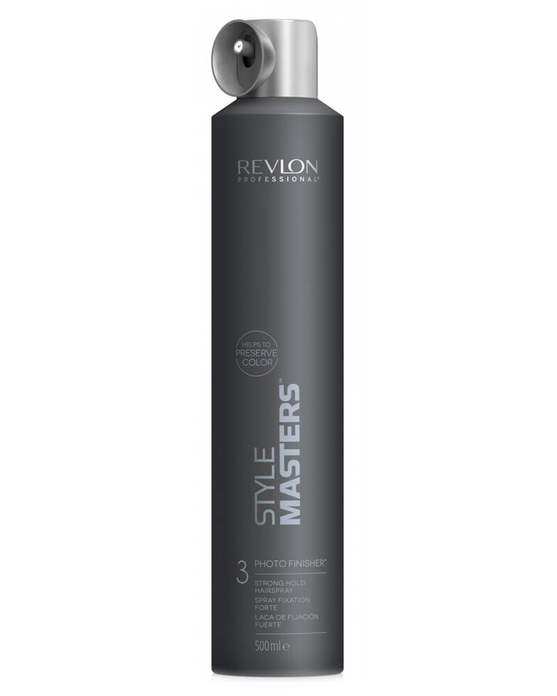 Revlon Style Masters Photo Finisher Hairspray Strong Hold (N) 500 ml
