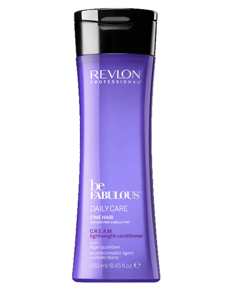 Revlon Be Fabulous Daily Care Fine Hair Conditioner 250 ml