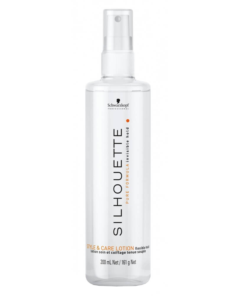 Silhouette Style & Care Lotion