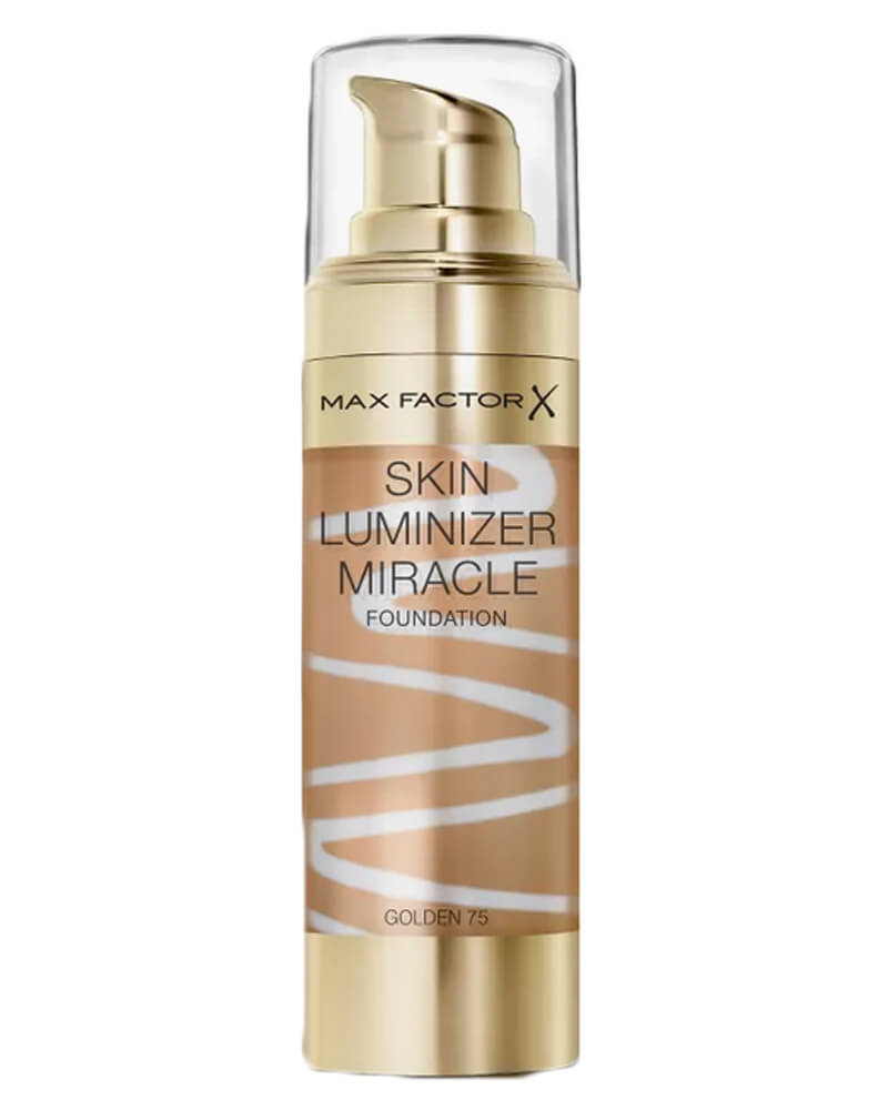 Max Factor Skin Luminizer Miracle Foundation 75 Golden 30 ml