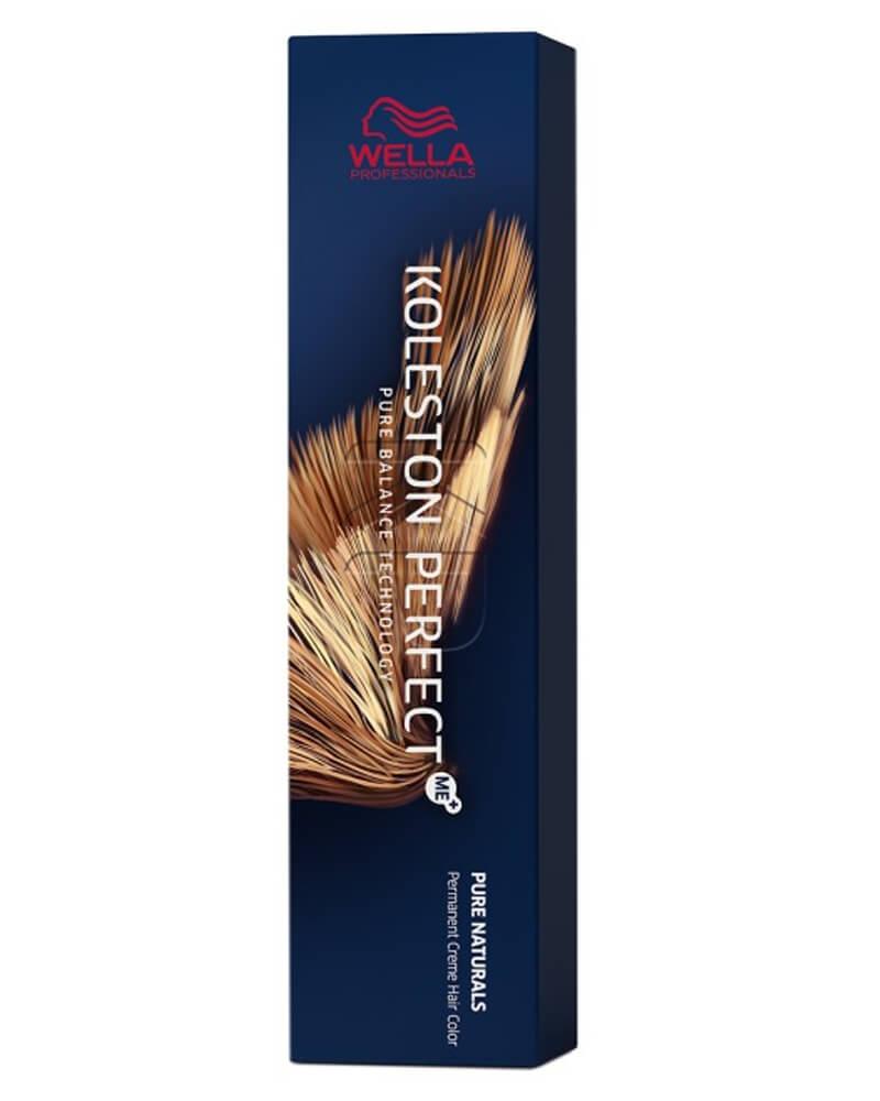 Wella Professionals  Wella Professionals Koleston Perfect Me+ Pure Naturals Haarfarbe