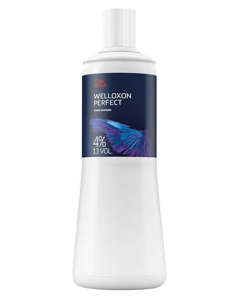 Wella Professionals  Wella Professionals Welloxon Perfect 4% 1L Haarfarbe 1.0 l
