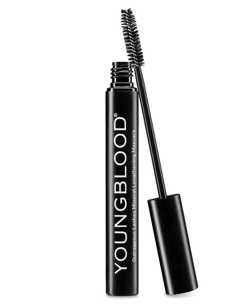 Youngblood Outrageous Lashes Mineral Lengthening Mascara - Blackout (U)